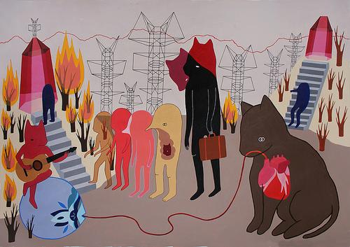 Talita Hoffmanns Painting